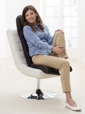 Quattromed Massage seat model