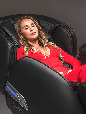 Massage Chair Alphasonic 2 relaxing