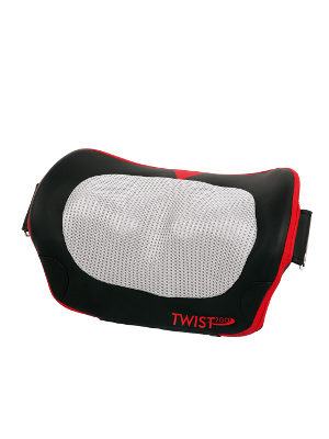 Twist2Go massage pillow, shiatsu, kneading